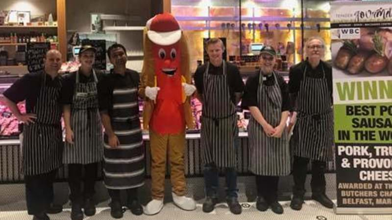 Article heading image for A Local Sydney Butcher Has Won The Title Of 'Maker Of The World's Best Sausages'