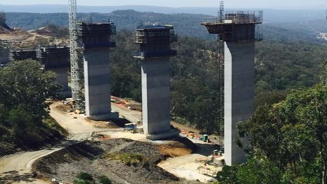 Work on Toowoomba Second Range Crossing Comes to a Halt