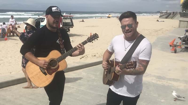 Article heading image for WATCH: Reece Mastin Warms Up Crowds Ahead Of Surfers Paradise LIVE