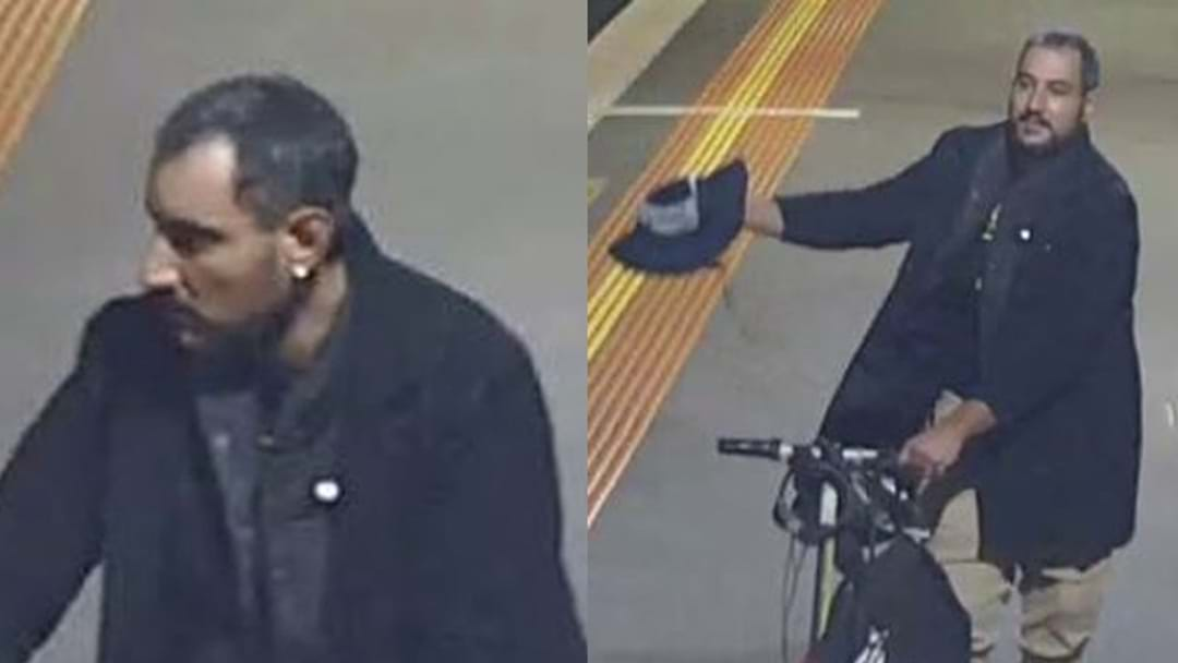 Police Hunt For Man Who Left Suspicious Device At North Melbourne Station