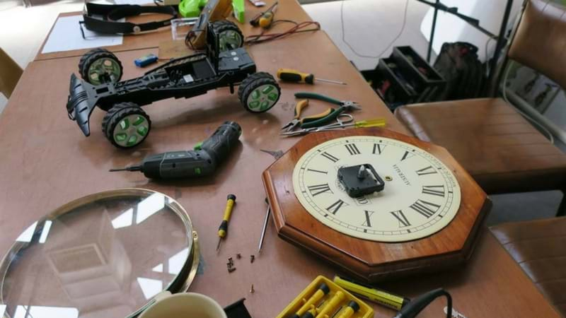 Article heading image for Head To The Repair Cafe For FREE This Saturday!