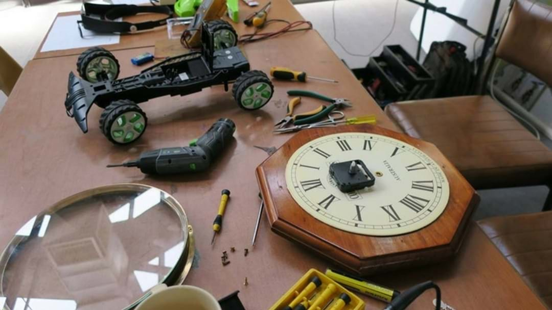 Head To The Repair Cafe For FREE This Saturday!
