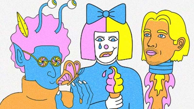 Article heading image for Sia, Labrinth And Diplo Have Started A New Supergroup And It's EPIC