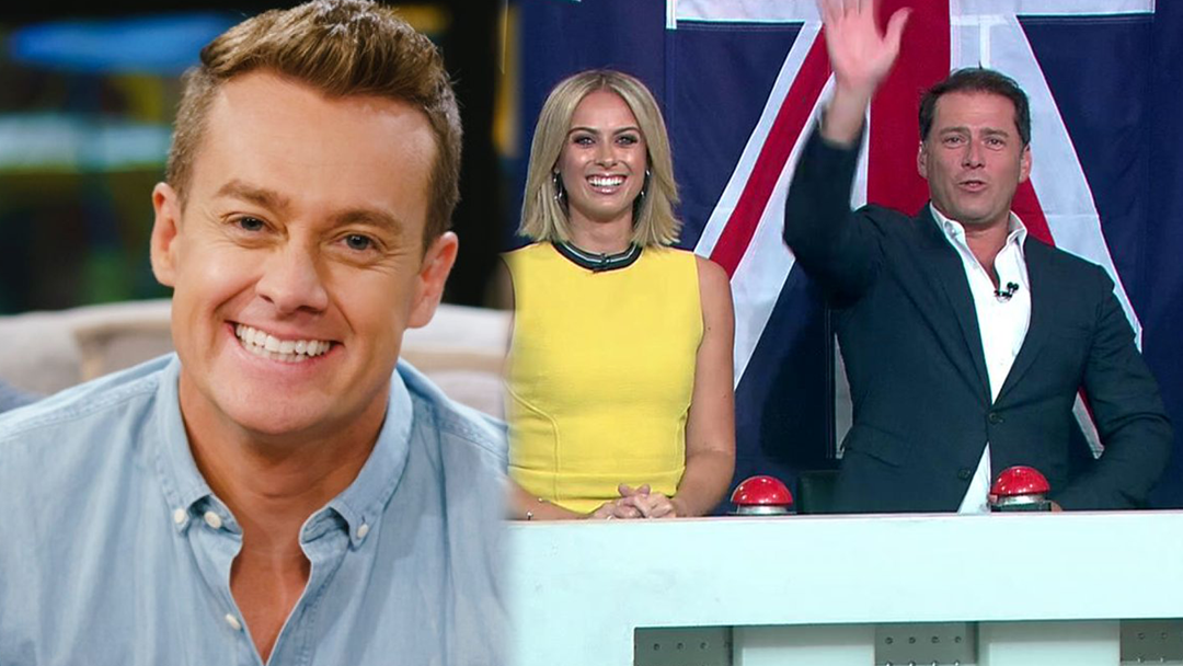 Grant Denyer Calls Out The Today Show Because Of A Huge Mistake They Made