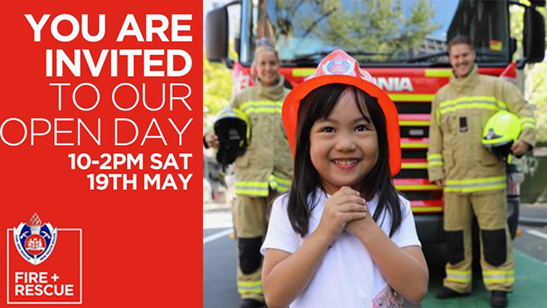 The Fire & Rescue NSW Open Day Is On This Month!
