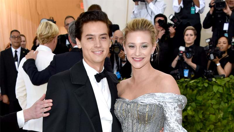 Article heading image for Lili Reinhart & Cole Sprouse Make It 'Insta Official' With The CUTEST Pics