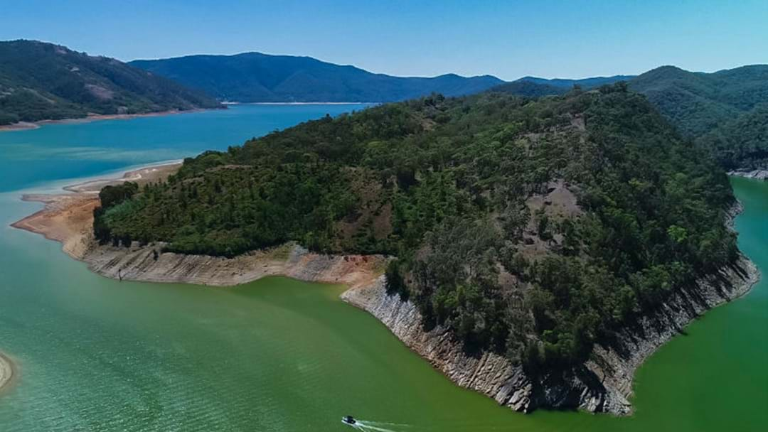 ISLAND NEAR CANBERRA UP FOR UNBELIEVABLE SALE PRICE