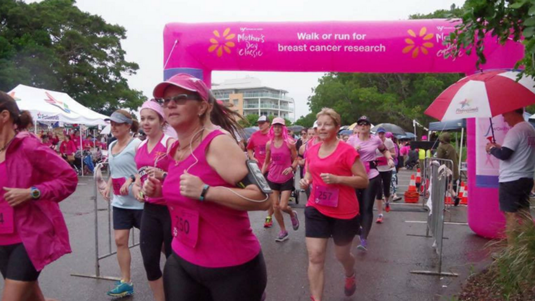 Run For Breast Cancer Research This Mother's Day