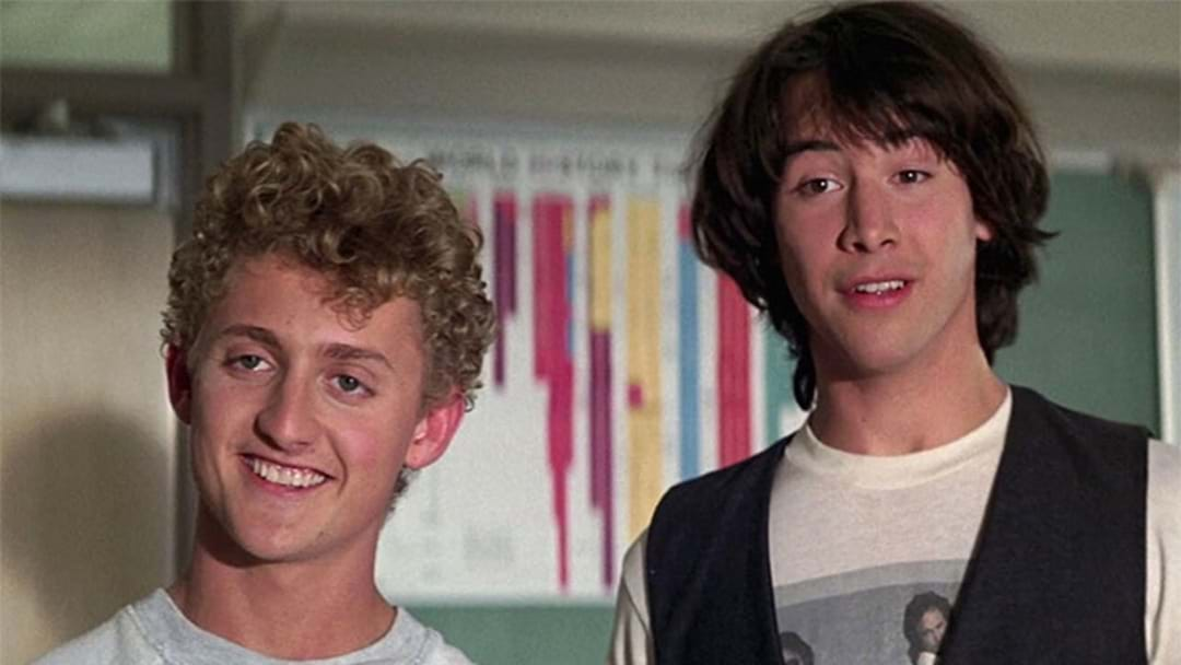 Bill & Ted Are Definitely Coming Back For Another Time Travelling Adventure Dudes!