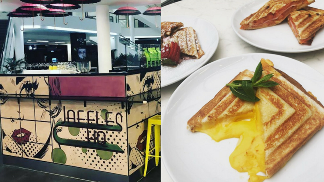 There's Now A Restaurant Dedicated To Serving Cheesy Jaffles In Coolangatta