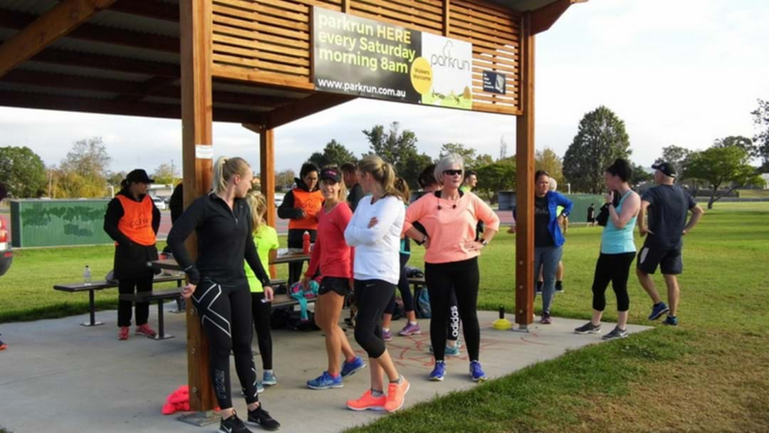Traralgon Parkrun Is The Place To Be Every Saturday Morning!