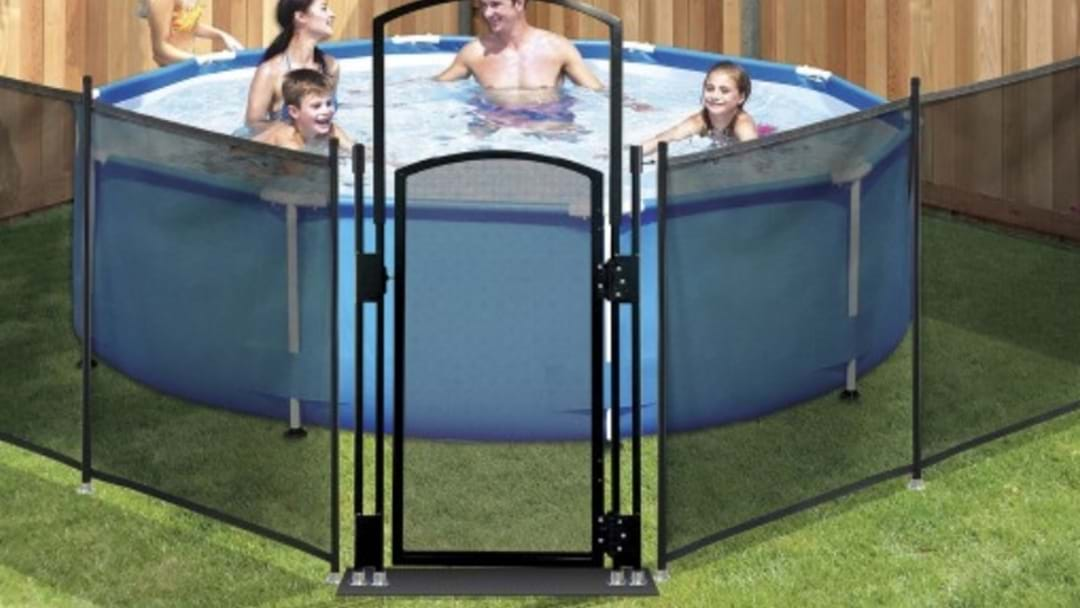Mandatory Recall On Unsafe Pool Fence Sold At Clark Rubber