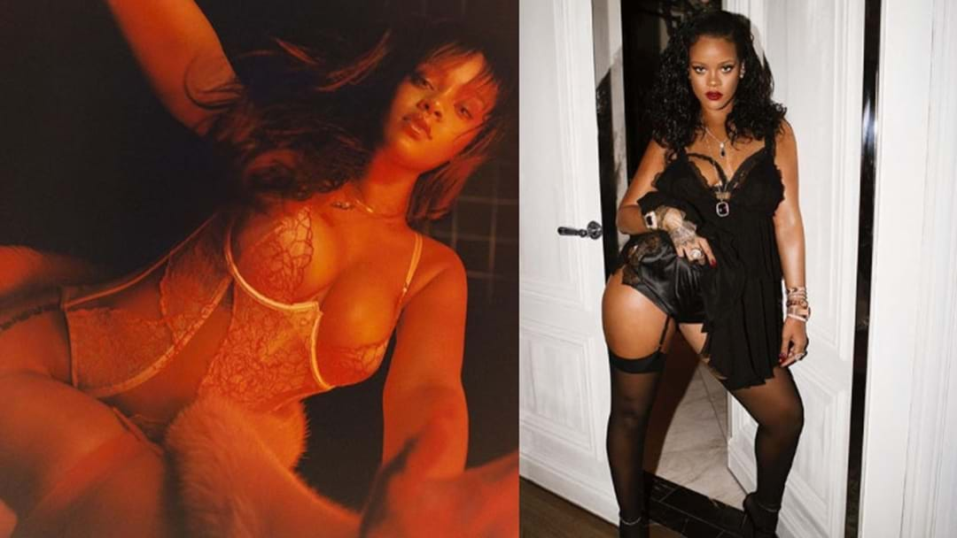 Rihanna's NEW Lingerie Line Is Selling Out, So Get In QUICK!