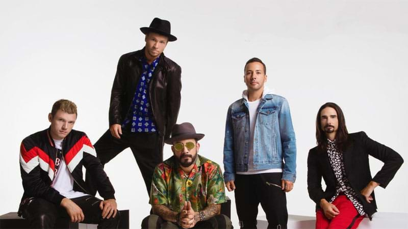 It's Here! Listen To The Backstreet Boys&#39 New Song 'Don't Go Breaking My Heart&#39