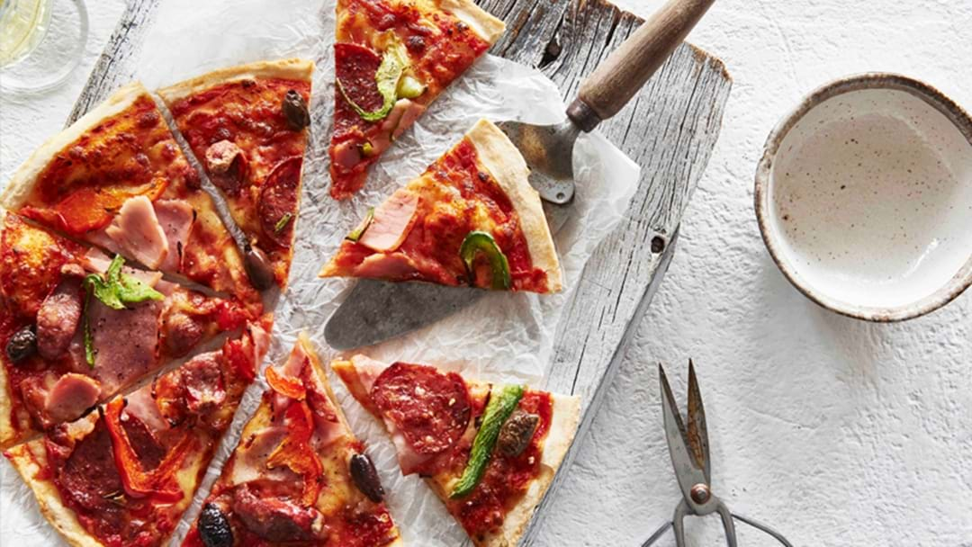 A Brand New Italian Joint Is Opening In Sydney And They Are Giving Away Free Pizzas