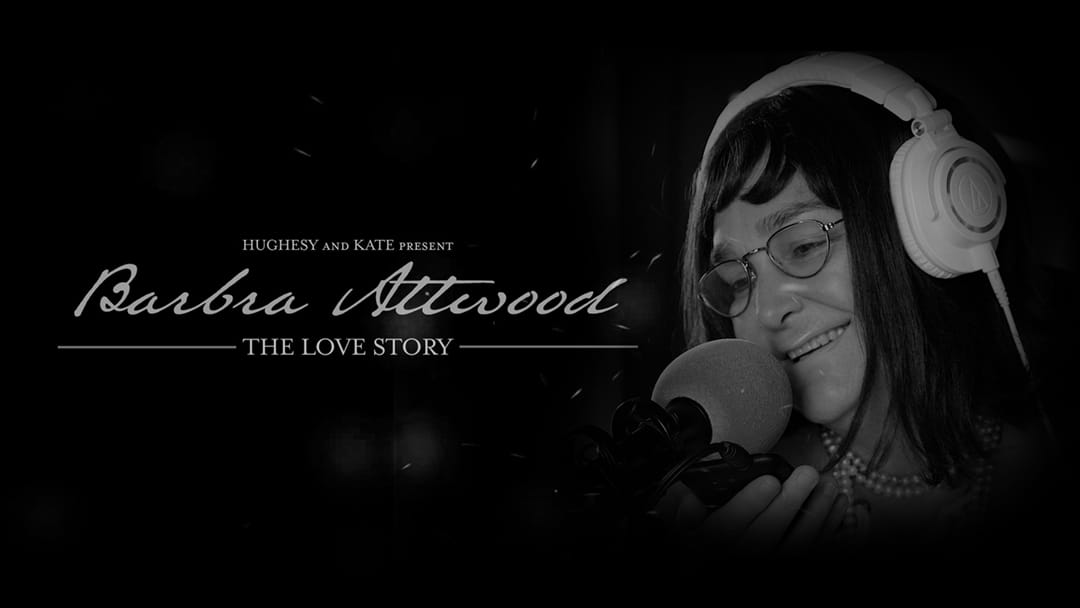 Barbra Attwood - The Love Story