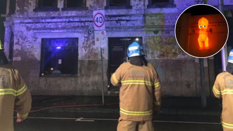Article heading image for Try Not To Lose It But Bimbo's Pizza Has Been Gutted By Fire