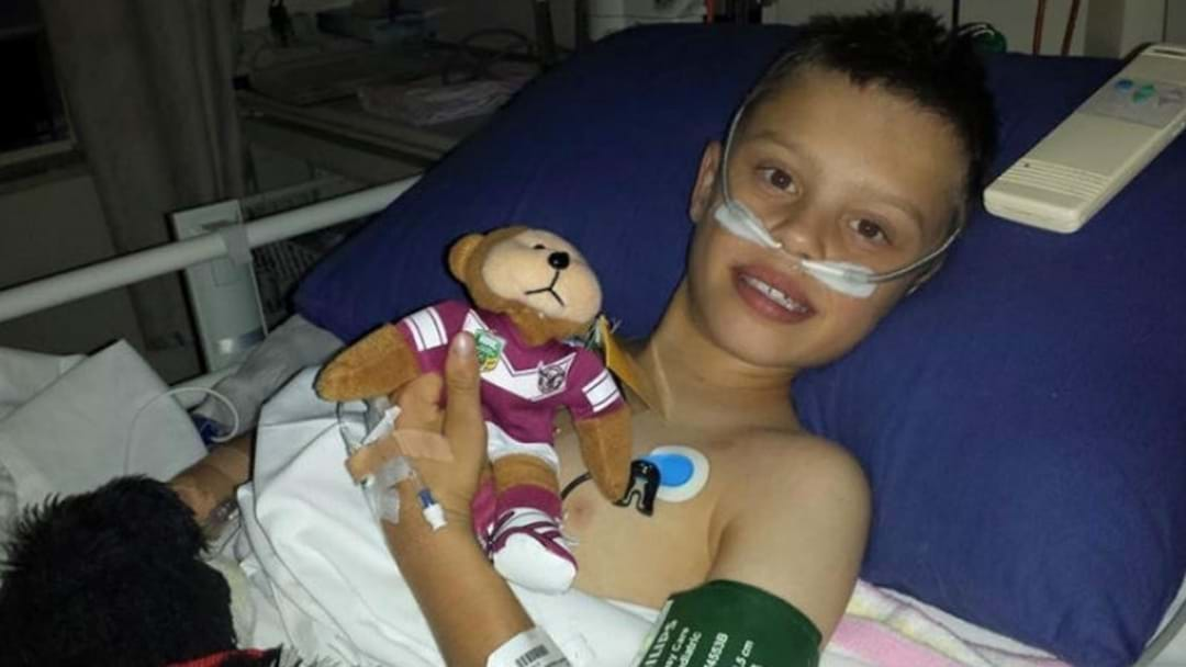 LOCALS RALLY FOR CANBERRA TEEN WITH HEART DEFECT