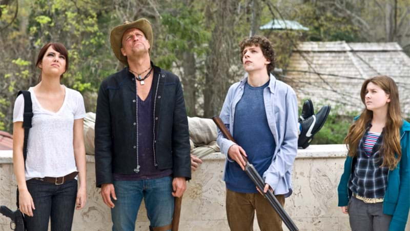 Article heading image for The Original 'Zombieland' Cast Are Officially Reuniting For The Sequel!