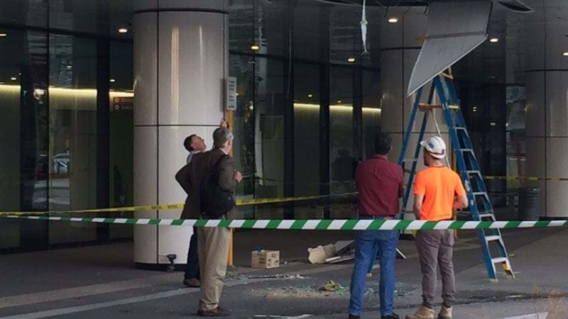 Article heading image for Milk Truck Drives Straight Into Perth Children's Hospital