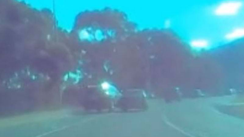 Article heading image for FOOTAGE RELEASED OF APPARENT ROAD RAGE INCIDENT