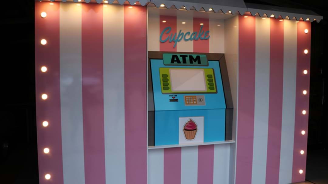 Sydney Is Getting A Cupcake ATM This Month