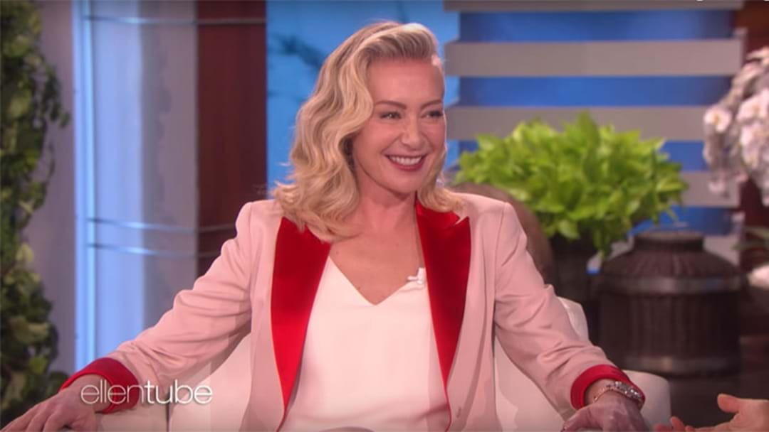 Portia De Rossi Has Announced That She's Quit Acting!