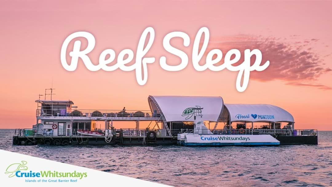 Reef Sleep at the Great Barrier Reef