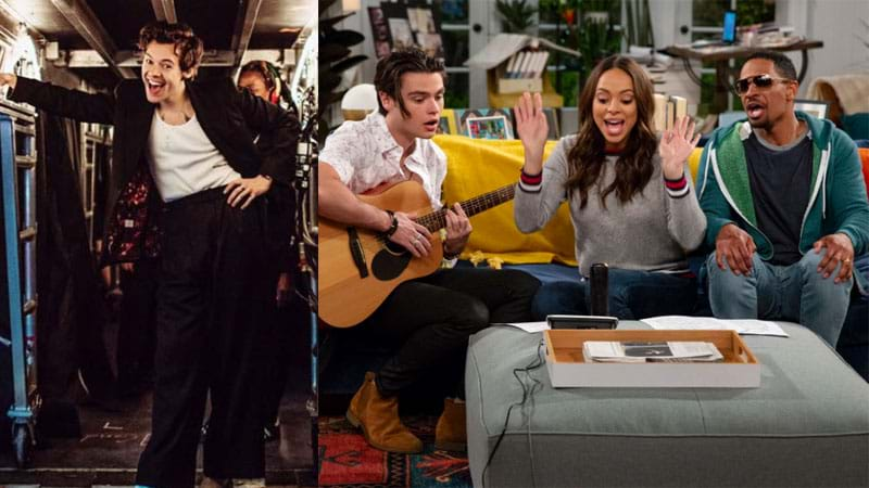 Harry Styles Produces New Sitcom Based On Living With Ben Winston