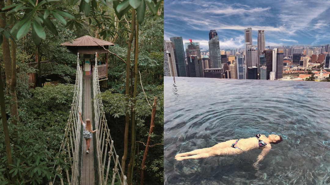 The Activities You Couldn't Do Anywhere In The World Other Than Singapore