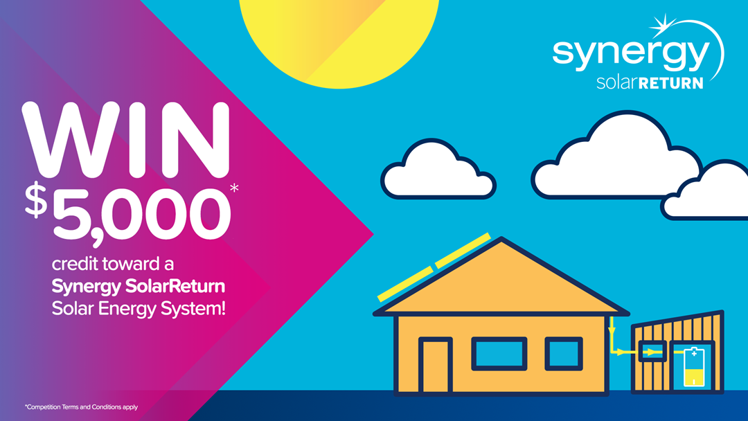 Win a Synergy SolarReturn System!