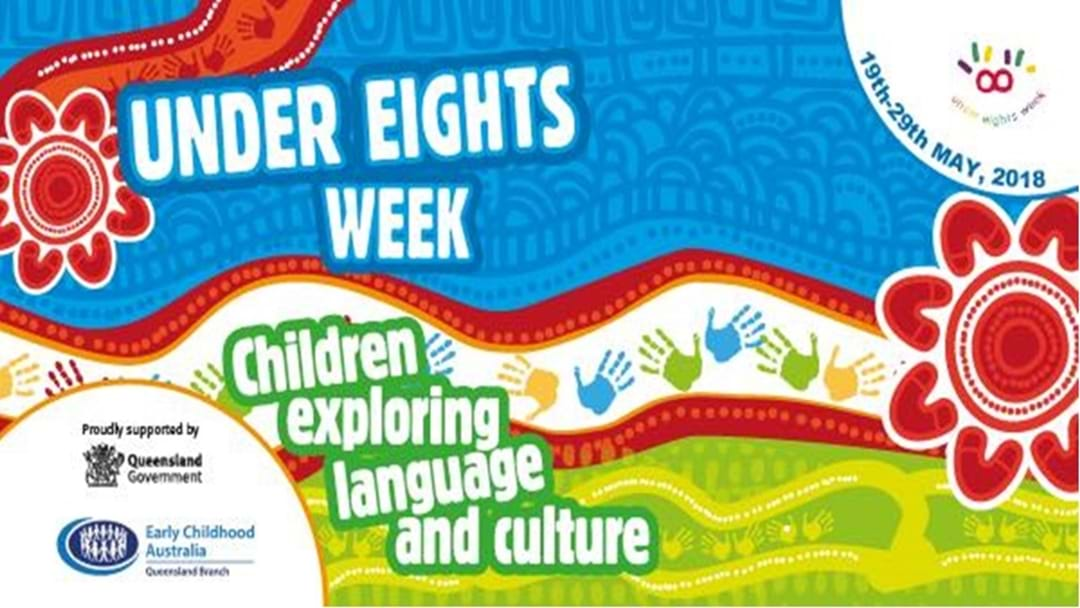 Under Eights Week at Toowoomba North State School