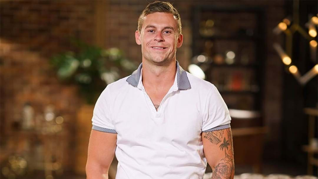 MAFS' Ryan Opens Up About The Triumphs & Struggles Of His New Stand-Up Comedy Career