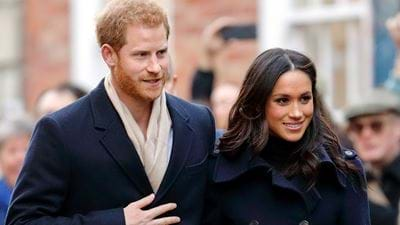 Meghan Markle Has Revealed Who Will Walk Her Down The Aisle