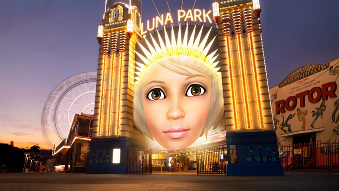 You Could Be The New Face Of Luna Park Sydney!