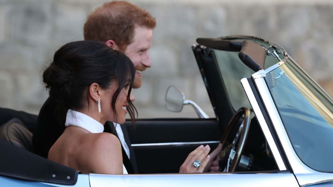 Prince Harry's Touching Wedding Gift To Meghan Markle