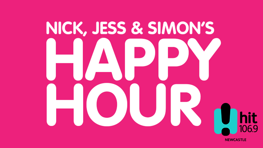 Nick, Jess & Simon's Happy Hour
