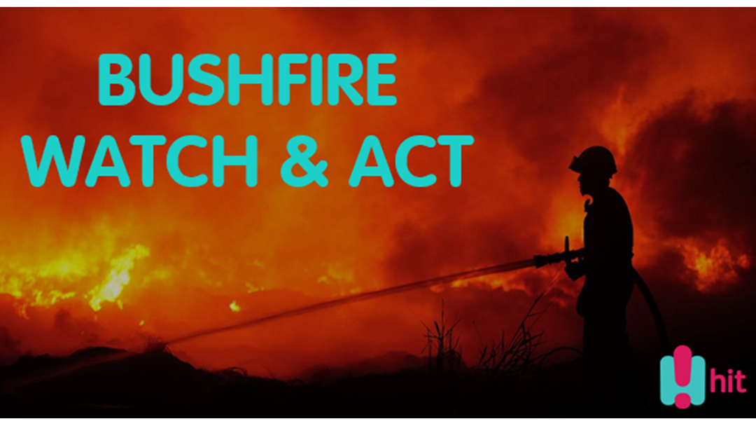 Bushfire WATCH AND ACT for eastern part of ALEXANDRA BRIDGE and COURTENAY in SHIRE OF AUGUSTA-MARGARET RIVER