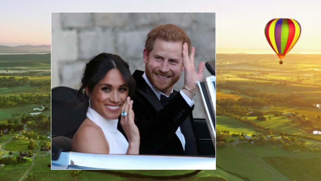 Royal Newlyweds To Visit Hunter Valley?