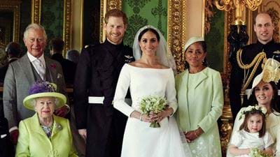 Kensington Palace Has Released The Royal Wedding Photos!