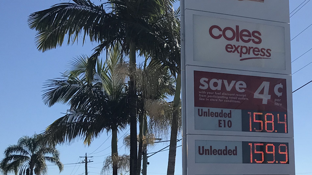 Petrol Prices Soar On The Gold Coast