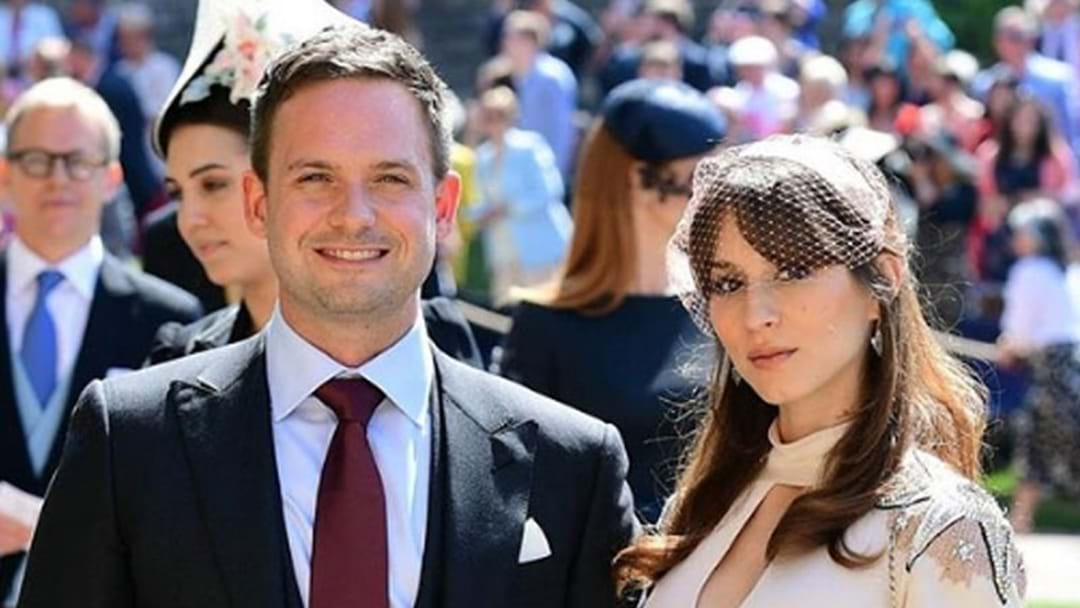 Meghan Markle's 'Suits' Co-Star Shamed For Post About Royal Wedding
