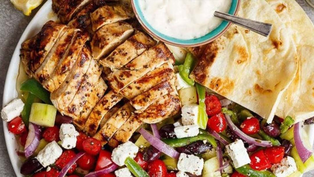 A Greek Food & Wine Festival Is Coming To Melbourne