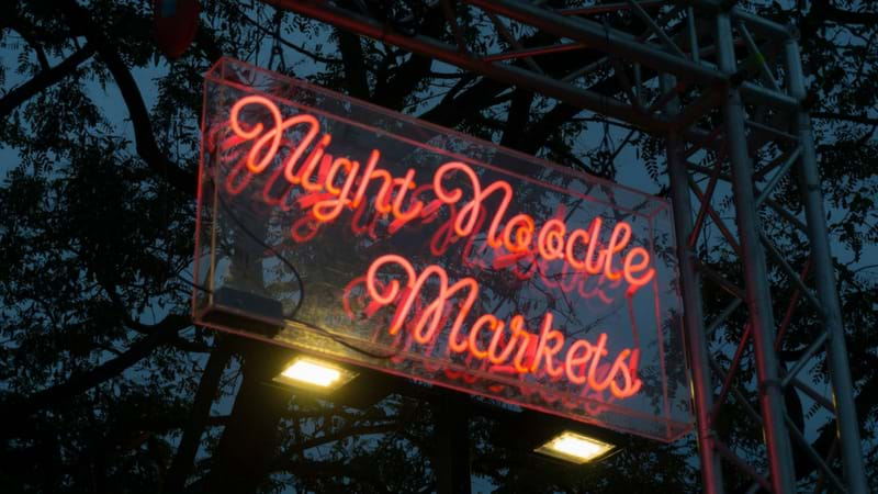 Article heading image for GUESS WHAT?! Night Noodle Markets Are Back This July!!!