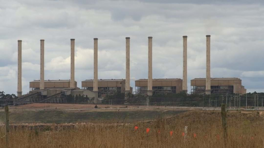 Heritage Listing Not Likely For Hazelwood Power Station