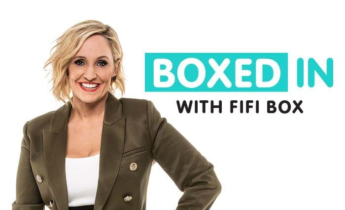 Boxed In with Fifi Box