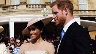 The Duke & Duchess Of Sussex's First Event Together