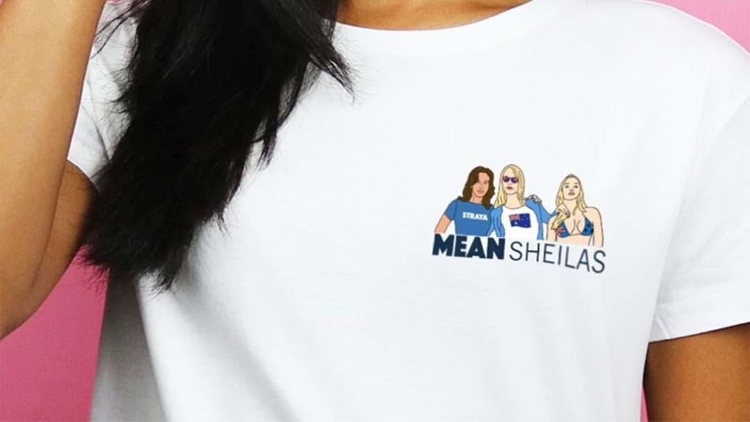 This 'Mean Girls' Inspired Clothing Line Is Way Too Funny!