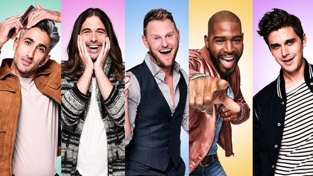 The Queer Eye Boys Are Coming To Australia!