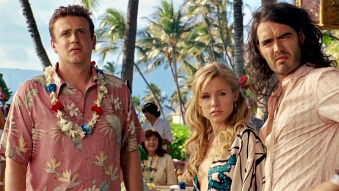 There's A Major Cameo in 'Forgetting Sarah Marshall' That We Missed & Our Minds Are Blown!